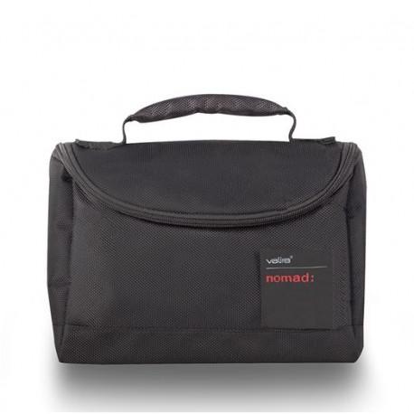 Bolsa Porta Alimentos Lunch Bag Duo Negro-gris