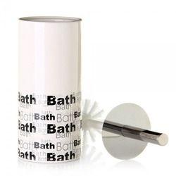 Escobillero Ceramica Bath 10x10x32cm 2