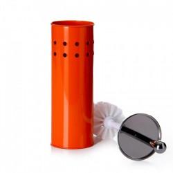 Escobillero Wc Naranja 10 X 10 X 39 Cm 2