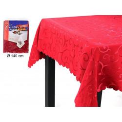 Mantel Tejido Rojo Juinsa 200 Gr 140 Cm