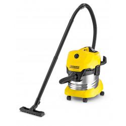 Aspirador Seco Liquido 1600w 20lt Mv 4 Premium