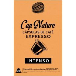 Capsula Café Expresso Intenso 10unds