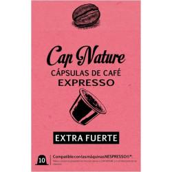 Capsula Cafe Expresso Extrafuerte 10unds