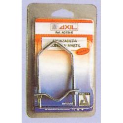 Abrazadera Sujecion Mastil 10 Cm. Ac-731 Unidad