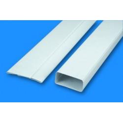 Tubo Plegable Salida Gases 1.5mt 55x110 Pl-501 Unidad