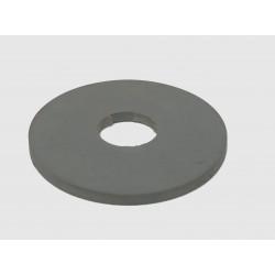 Junta Cisterna Descarga Plastico Gris 56mmx18mm Saneaplast