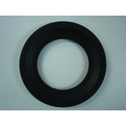 Junta Manguito Inodoro Recambio Negro 90/110mm Saneaplast