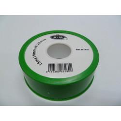 Teflon Alta Densidad Ptfe Blanco 0,2x19mmx15m Saneaplast