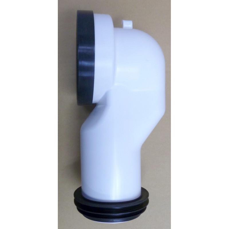 comprar desag e inodoro salida dual pvc gris 90 110mm