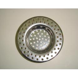 Rejilla Fregadero/baño Acero Inox Inox 80x50mm Saneaplast