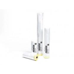 Plastico Con Cinta Krepp  90cmx22,5mt 23620
