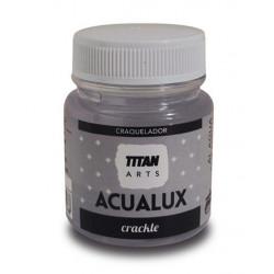 Barniz Manualidades Craquelado Acril Bril Titan Acualux100ml