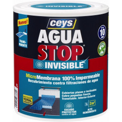 Membrana Impermeabilizante Int/ext Transparente 1lt Ceys