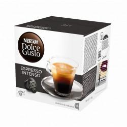 Capsula Cafe Espresso Intenso Nescafe Dolce Gusto 16pz