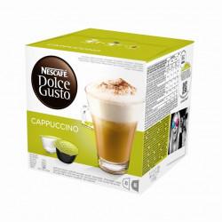 Capsula Cafe Cappuccino Nescafe Dolce Gusto 16 Pz