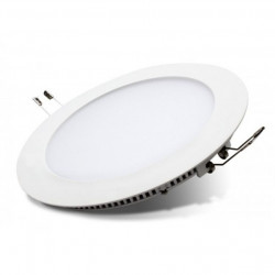 Downlight Led Empotrar Redondo Blanco-6000k 20w 1500lm