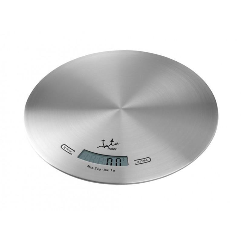 Balanza electronica 5kg 1g 1ml jata masferreteria for Balanza cocina 0 1 g