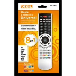 Mando Television Universal 8en1 Axil
