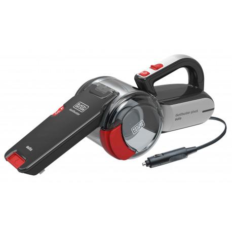 Aspirador Coche 12v +accesorios Black Decker Pv1200av