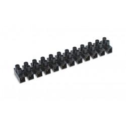Regleta Conexion 10mm 57a Negra Famatel