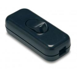 Interruptor De Paso 2a-250v Negro Famatel