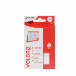 Adhesivo Circular Velcro 16mm