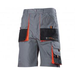 Pantalon Corto Gris 3l Diamond Dmd225 T-l
