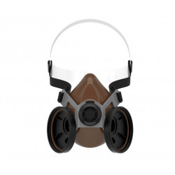 Semimascara Proteccion Facial 3l Maskjet 7500 Br