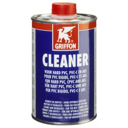Limpiador Tuberias Pvc/cpvc/abs 500ml Griffon Cleaner