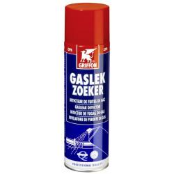 Detector Fugas Spray 400ml Griffon Gaslek Zoeker