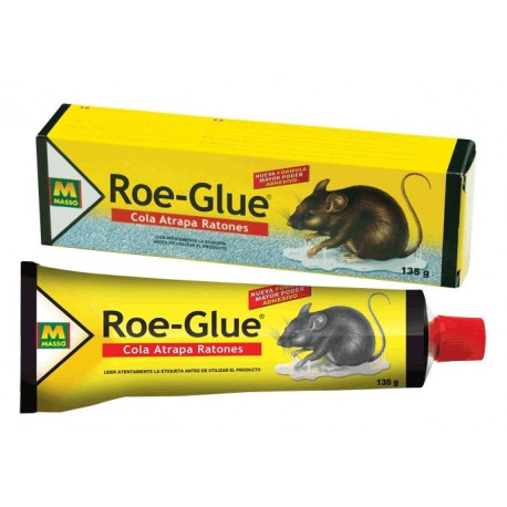 Pegamento Ratones 150gr Masso Roe-glue