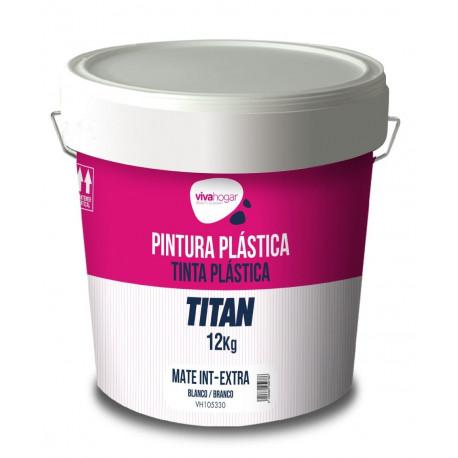 Comprar pintura plastica vivahogar mate blanca interior - Precio pintura plastica interior ...