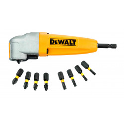 Portapuntas Atorn Angular 25mm 9ptas Impact Torsion Dewalt