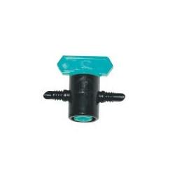 Valvula Micro Riego 4mm 5pz Natuur