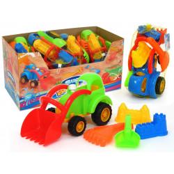 Juguete Infantil Excavadora Pala