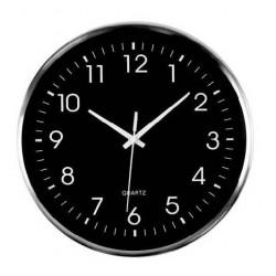 Reloj Cocina Inoxidable Em12 Esfera Negra