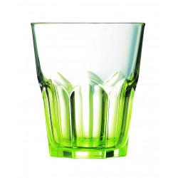 Vaso 30cl Verde Crazy Luminarc