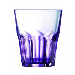 Vaso 30cl Violeta Crazy Luminarc