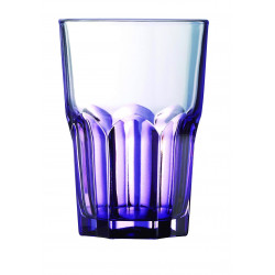 Vaso 40cl Violeta Crazy Luminarc