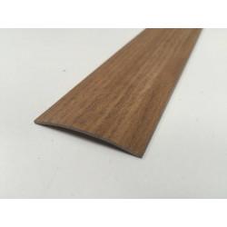 Perfil Plaqueta Plano Roble Adhesivo 4x83cm