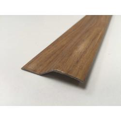 Perfil Plaqueta Desnivel Roble Adhesivo 4,5x83cm