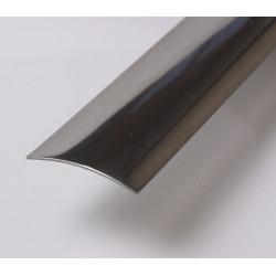 Pletina Perf 83cm 1/2c Adh Acero Inox Dicar