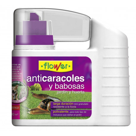 Insecticida Plant 250 Gr Anti Caracoles Flower