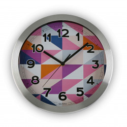 Reloj Cocina Geometrico 30cm