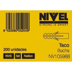 Taco  Nvs 5 200pz Nivel
