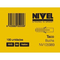 Taco  Nvs 6 100pz Nivel