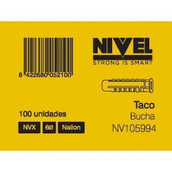 Taco  Nvx 6 100pz Nivel
