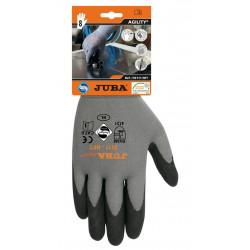 Guante Mecanico M08 P/nit Agility Fc Nft Nyl Negro Juba