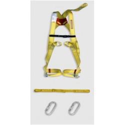 Arnes Seg. Frontal-dorsal Completo Nivel