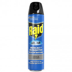Insecticida Mosq Conc. Raid Xxx3 600 Ml